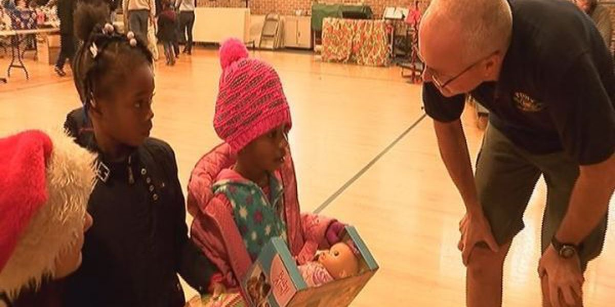 Nearly 300 Coast children receive early Christmas gifts from NYFD
