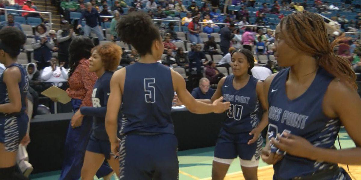Moss Point Girls Basketball Team Advances To Semifinals