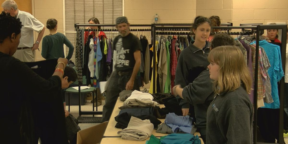 9th annual Project Homeless Connect draws crowd in Biloxi