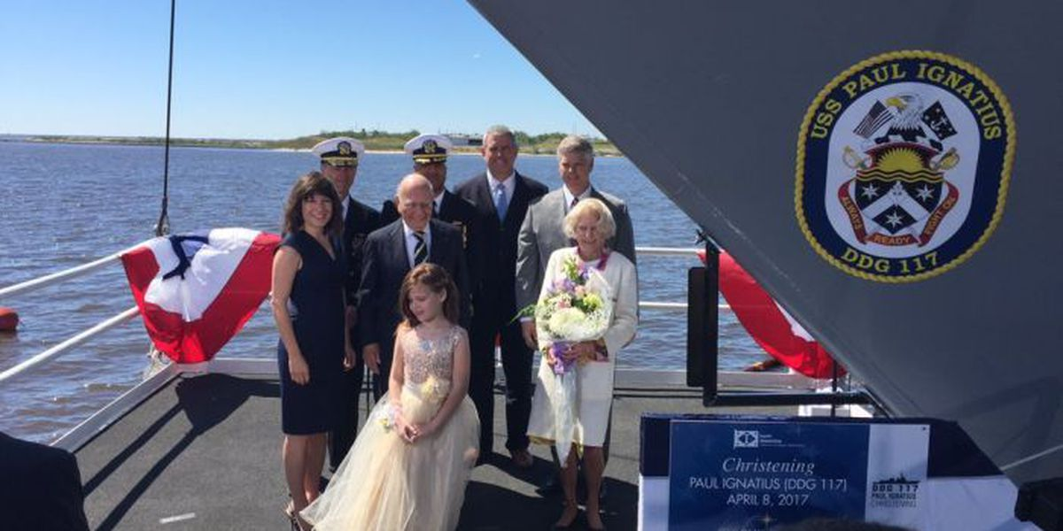 Christening ceremony brings out distinguished guest speakers