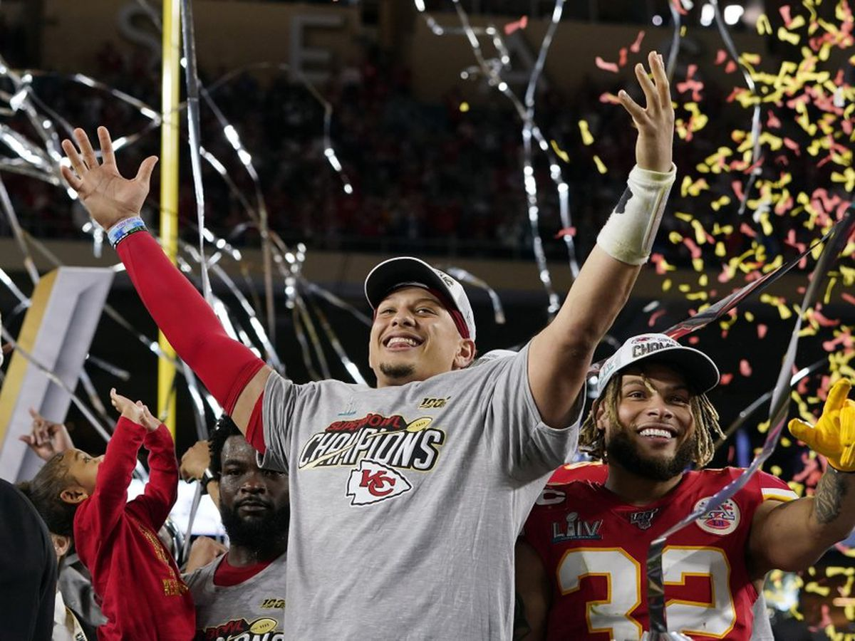 Chiefs, Mahomes agree to richest deal in sports history