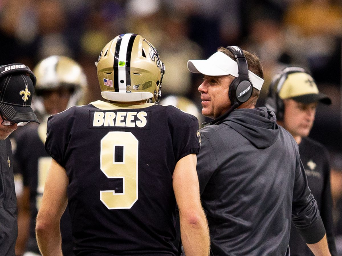 """Brees on the Saints success: """"I don't think we've reached our potential yet"""""""