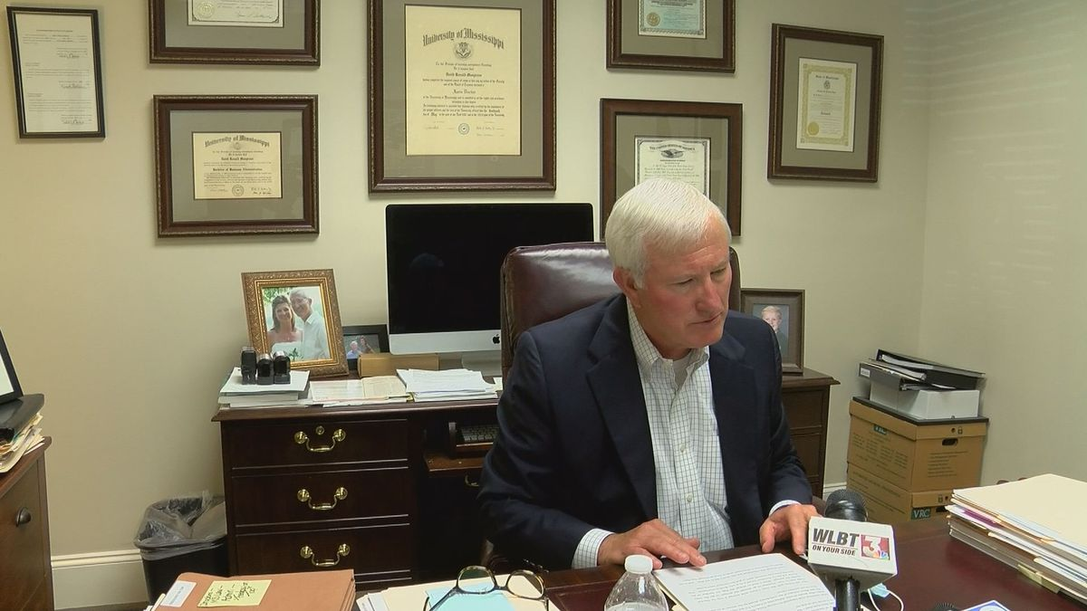 Former Gov. Ronnie Musgrove reflects on seeing flag change vote 19 years after referendum vote