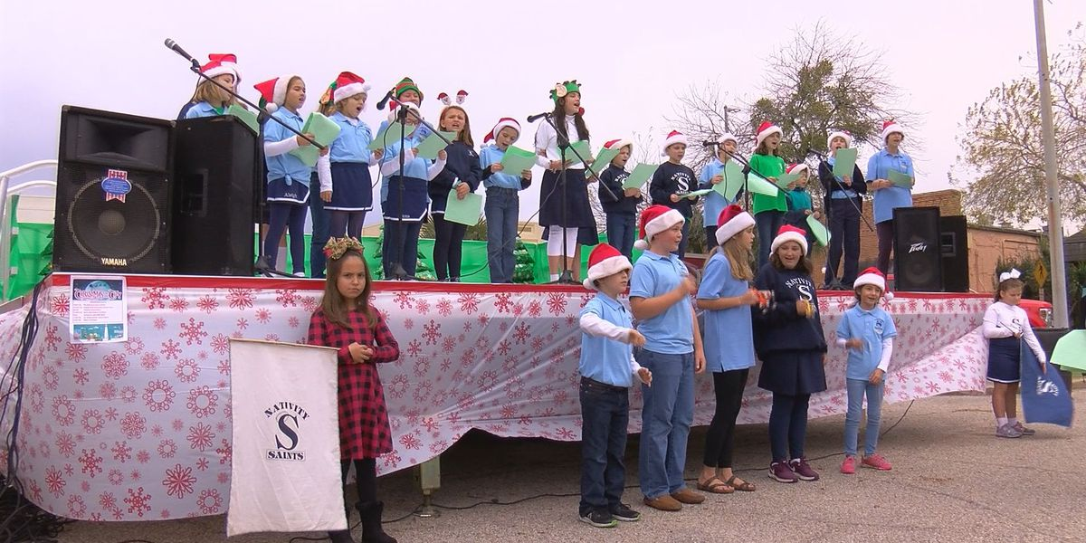 15th annual Christmas in the City draws thousands to downtown Biloxi