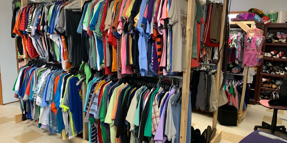 Control of clothing donation closet latest conflict with Harrison County Youth Court