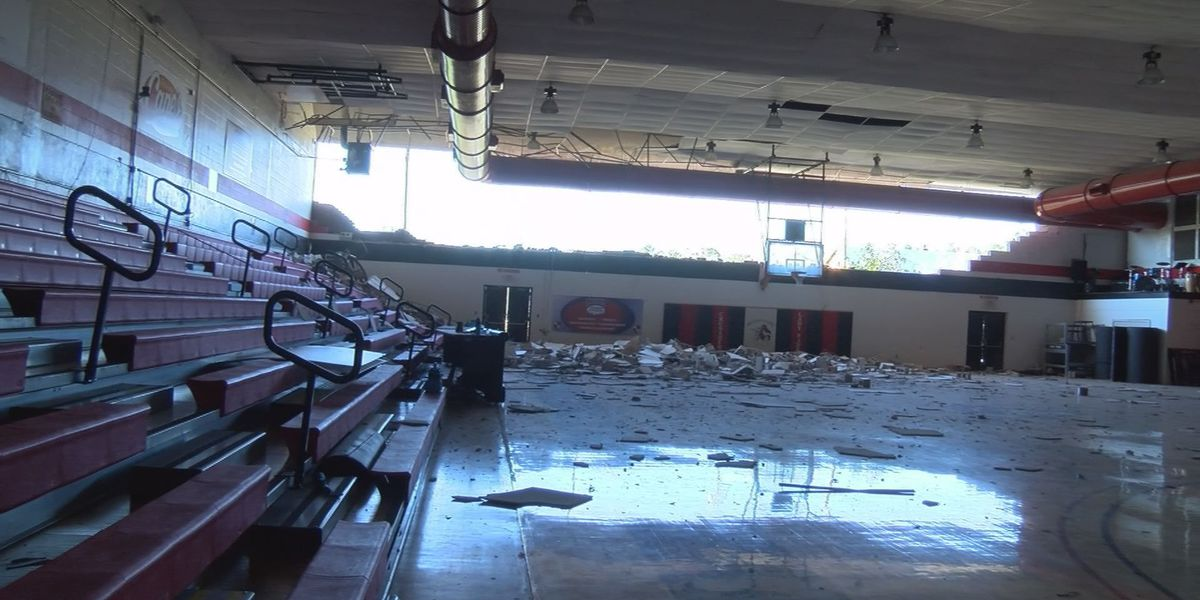 William Carey's Clinton Gymnasium likely to become a memory