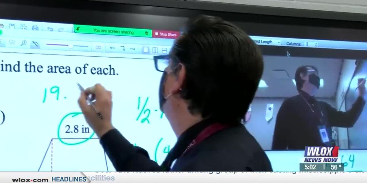 Long Beach High instructors juggle lesson plans due to COVID-19 quarantine