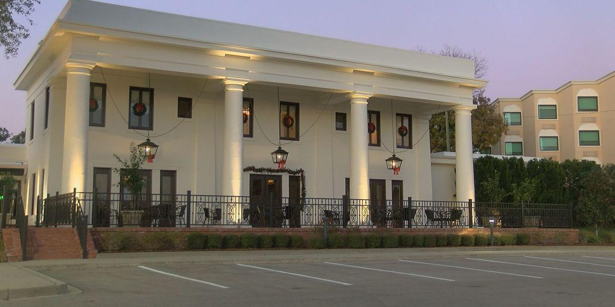 White Pillars restaurant open again in Biloxi