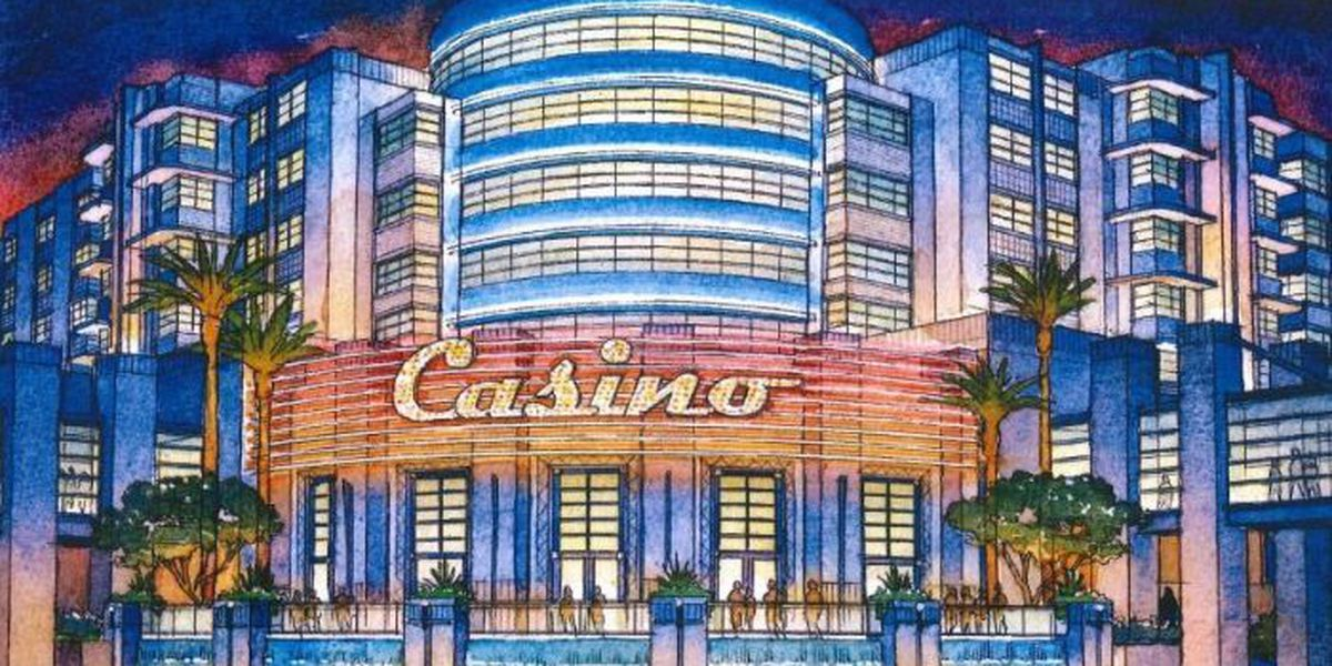 Gaming commission reconsiders Biloxi casino site