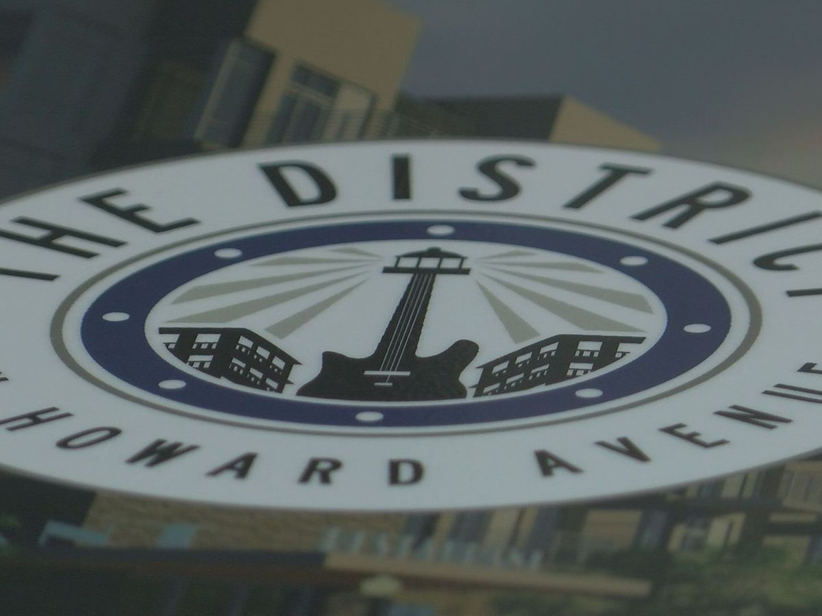 Developers work to bring vision for The District on Howard to life