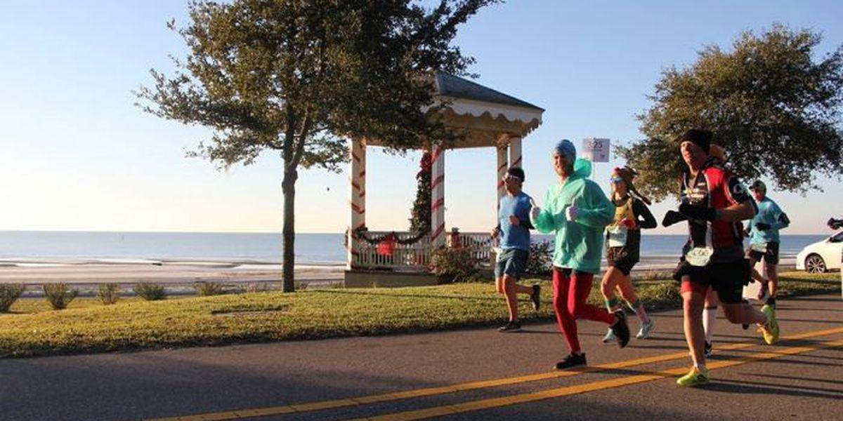 Runner's Heartbreak: Sunday's Gulf Coast Marathon was 1,555 feet short
