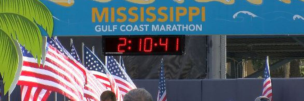 MS Gulf Coast Marathon celebrates another successful run