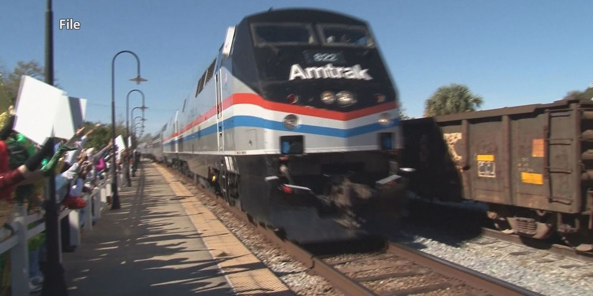 Amtrak to span the Coast after Mobile votes to allow rail service