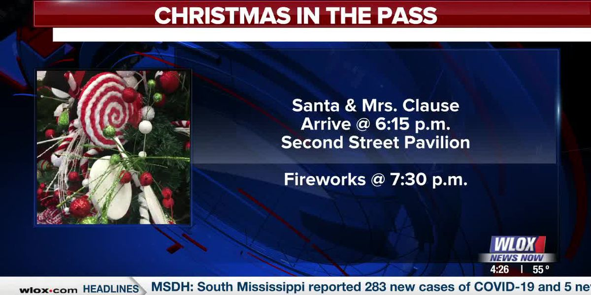 Mayor talks about decision to continue with Christmas in the Pass
