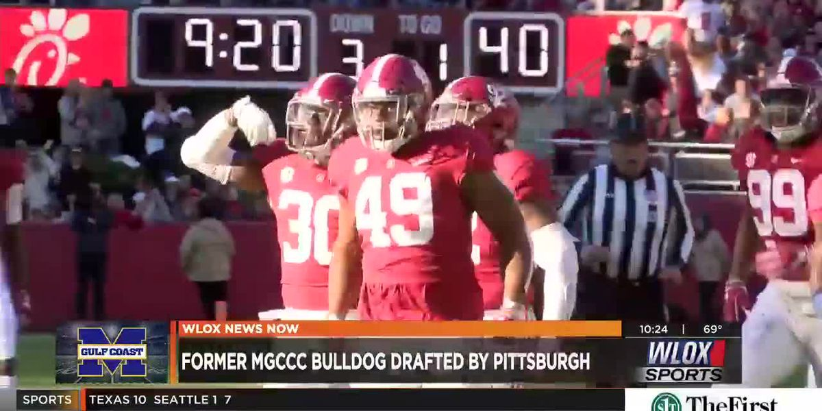 MGCCC's Buggs drafted by Steelers along with others from the Magnolia State