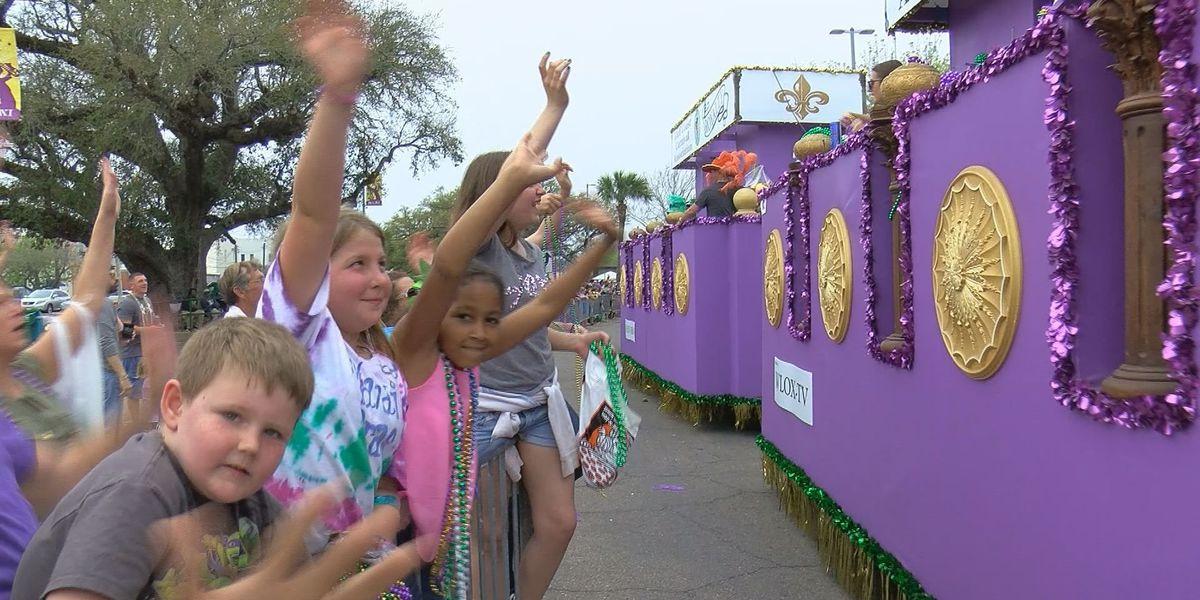 GCCA parade draws thousands to downtown Biloxi
