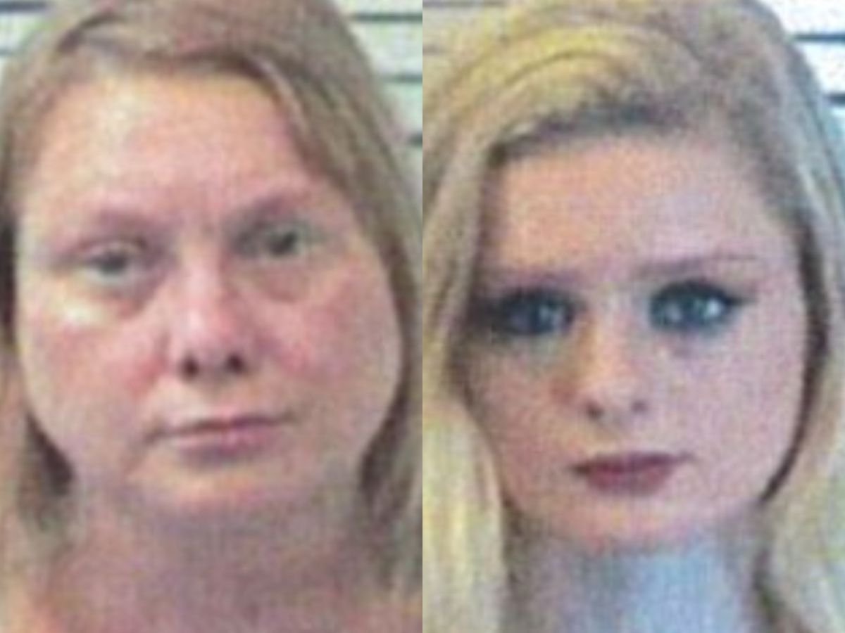 Two women wait for extradition back to Jackson County after shooting in Hurley