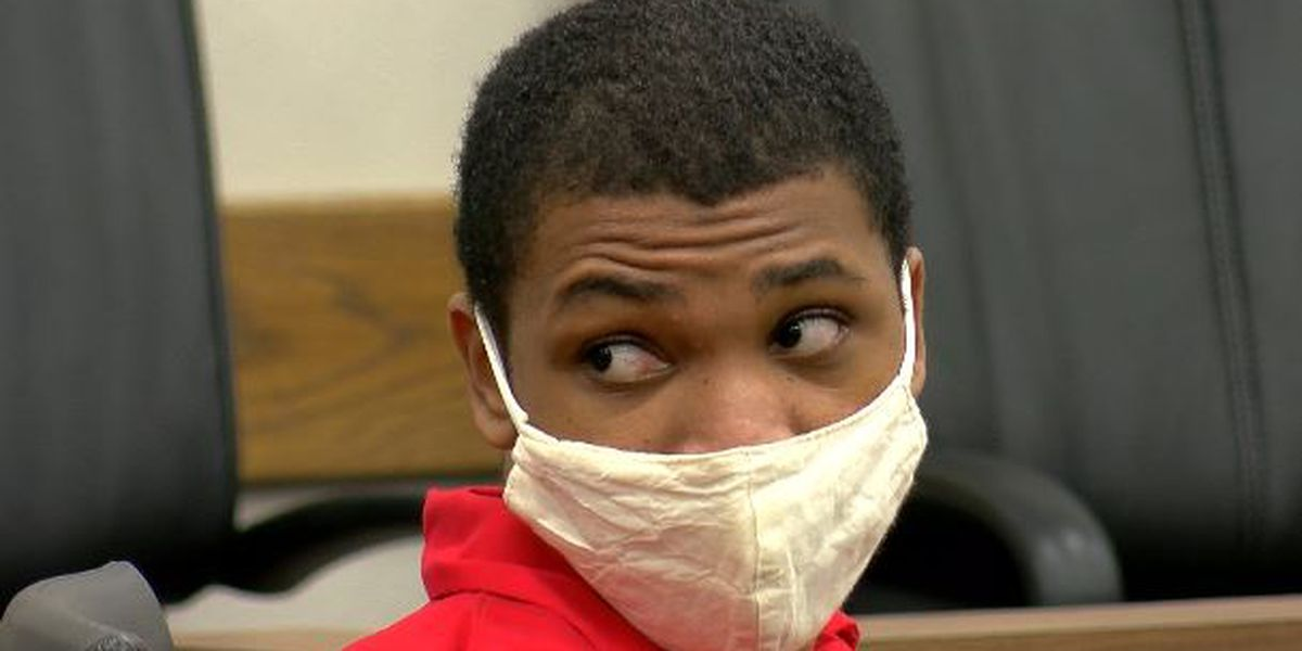 Capital murder suspect back in court for competency hearing