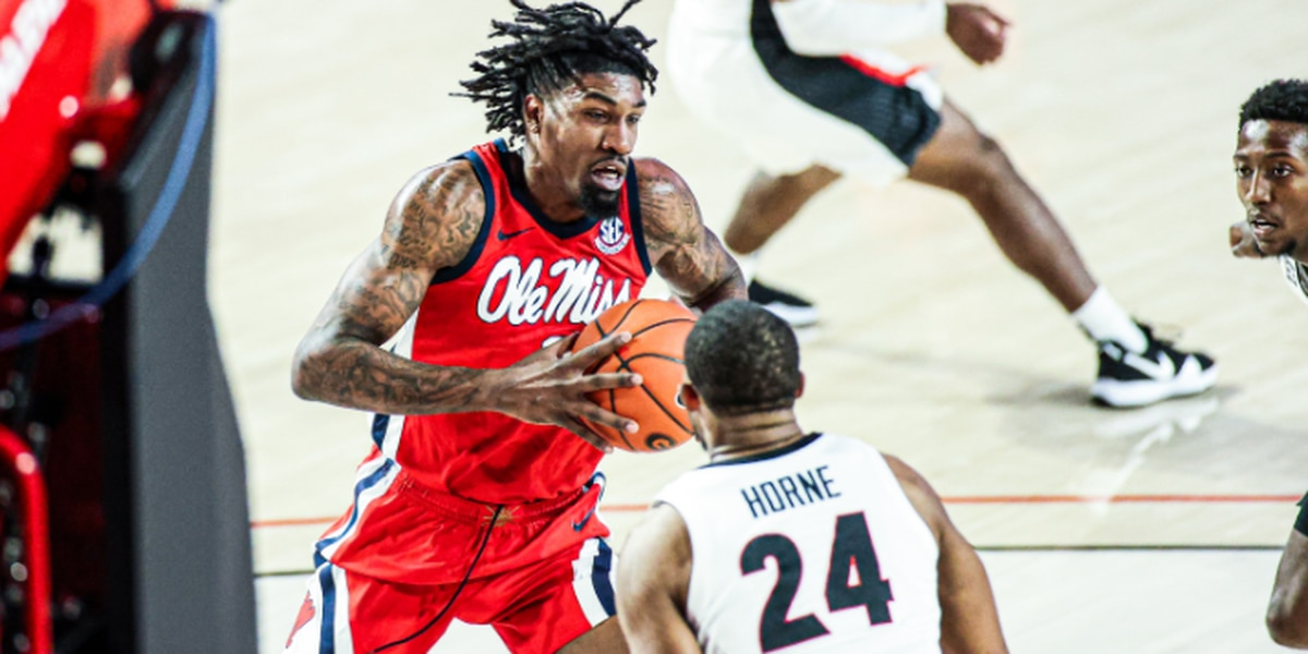 Ole Miss falls to Georgia for second time