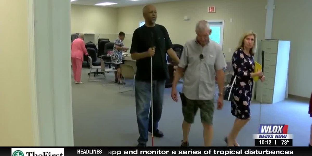 South Mississippi Strong: Never Lose Sight helps blind people live normal lives