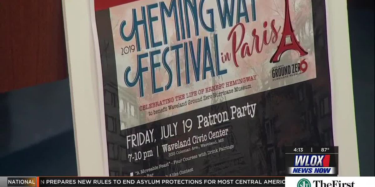 Hemingway Festival brings French culture to Waveland