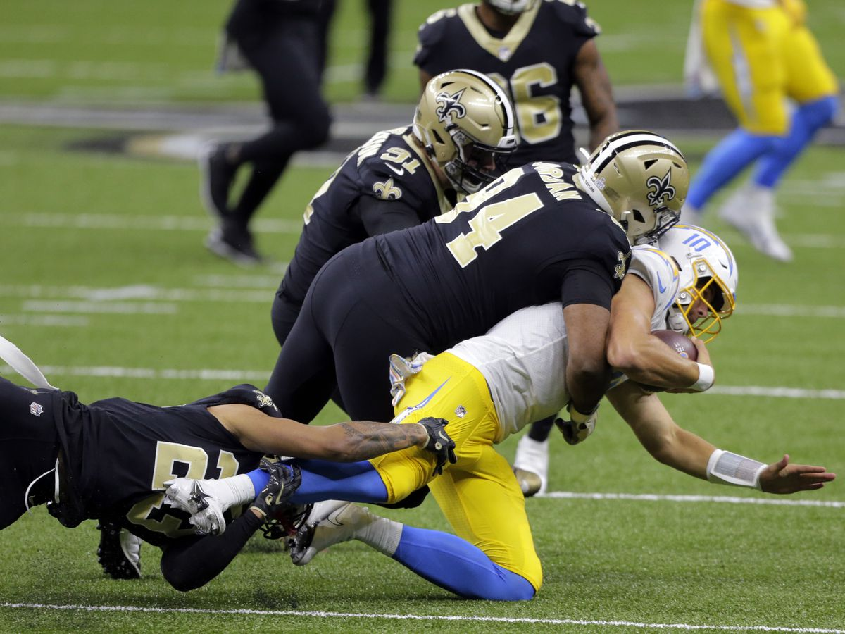 Saints 'excited' about future after bye week
