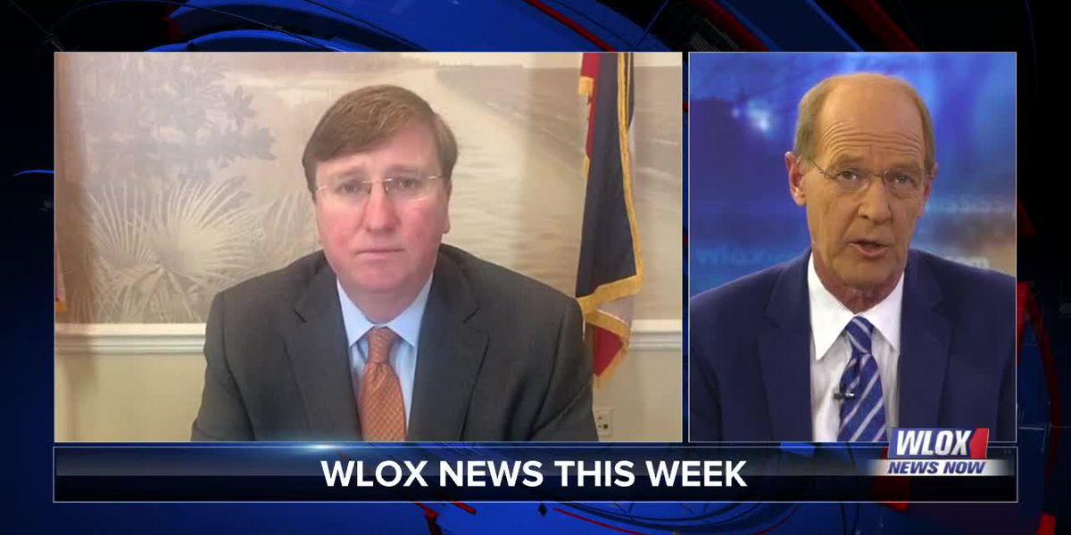 Gov. Tate Reeves Interview - Part 2
