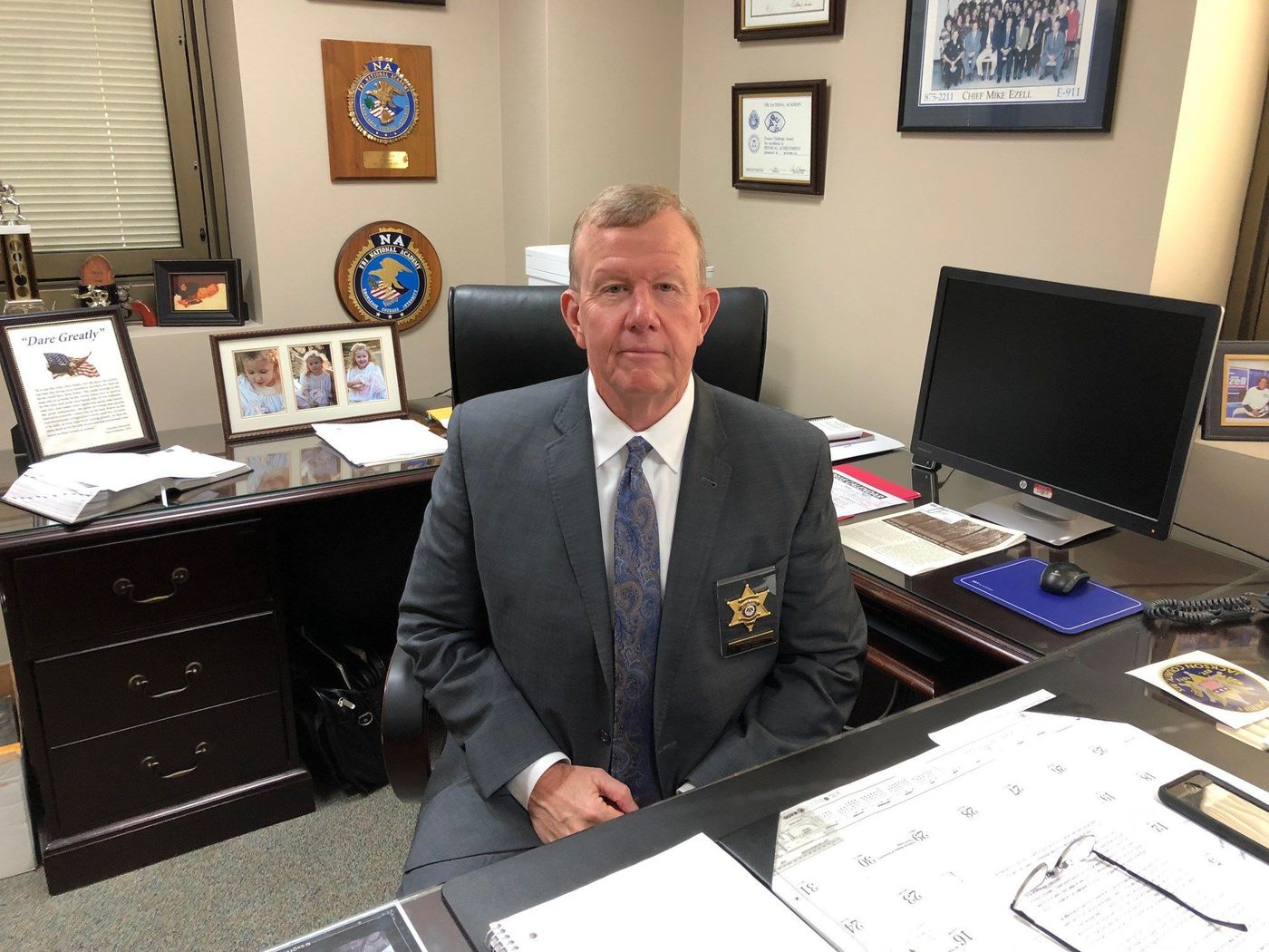 Will early education reduce crime? Sheriff says yes