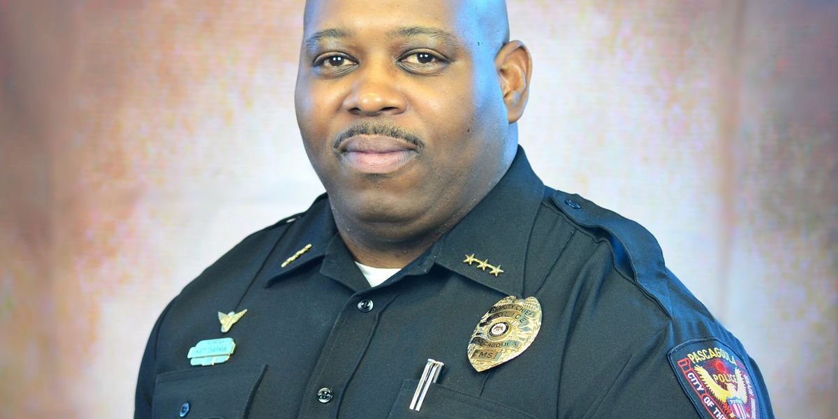 Pascagoula's new police chief is a familiar face