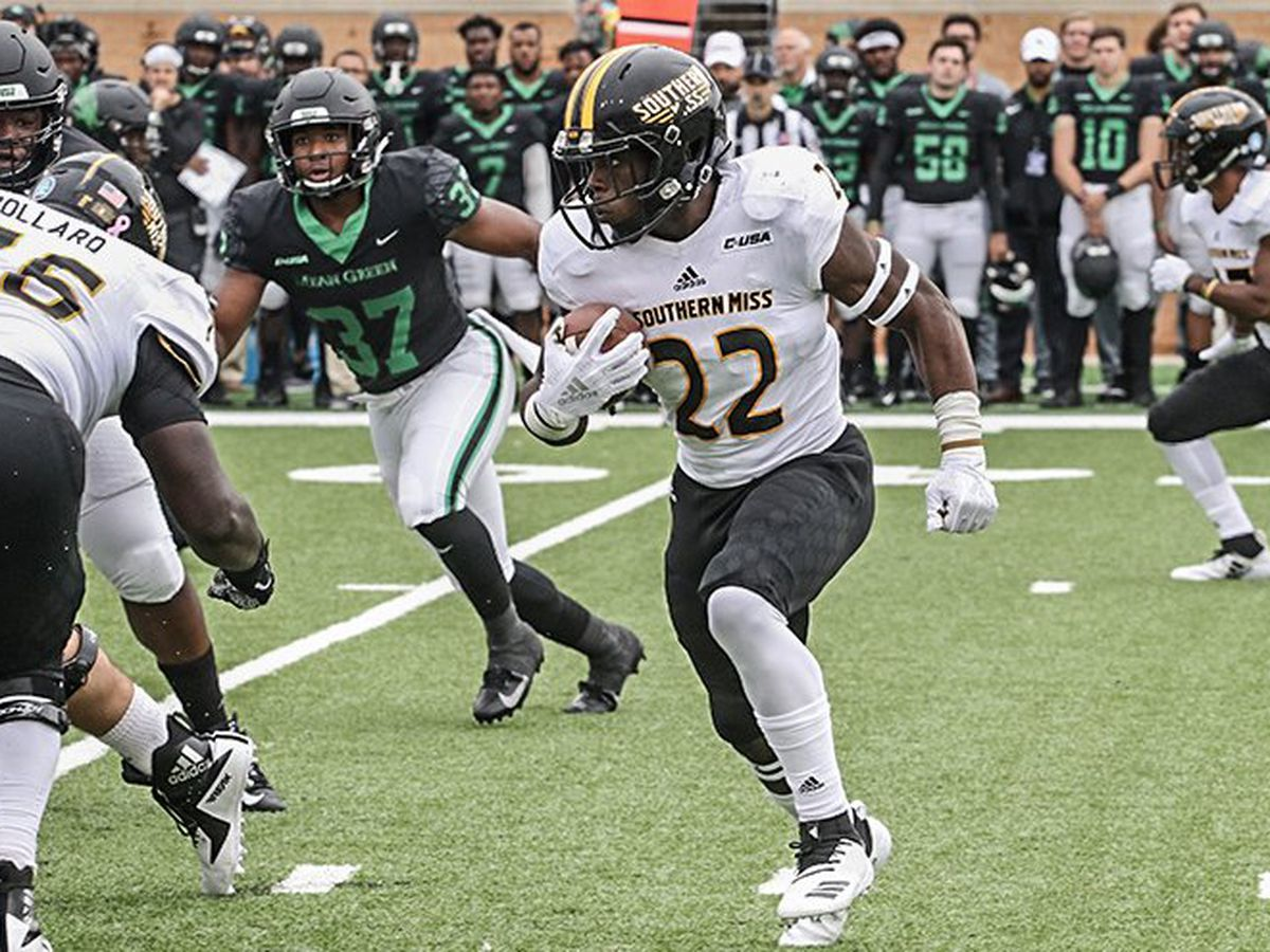 Southern Miss falls to North Texas 30-7