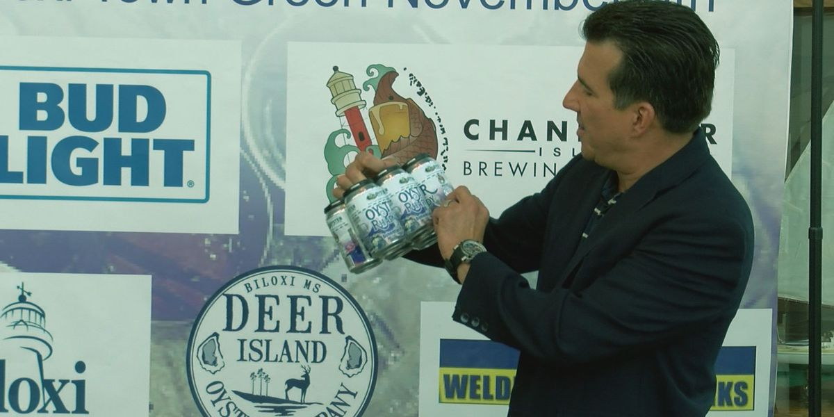 Chandeleur Island Brewing creates special beer for Oyster Festival