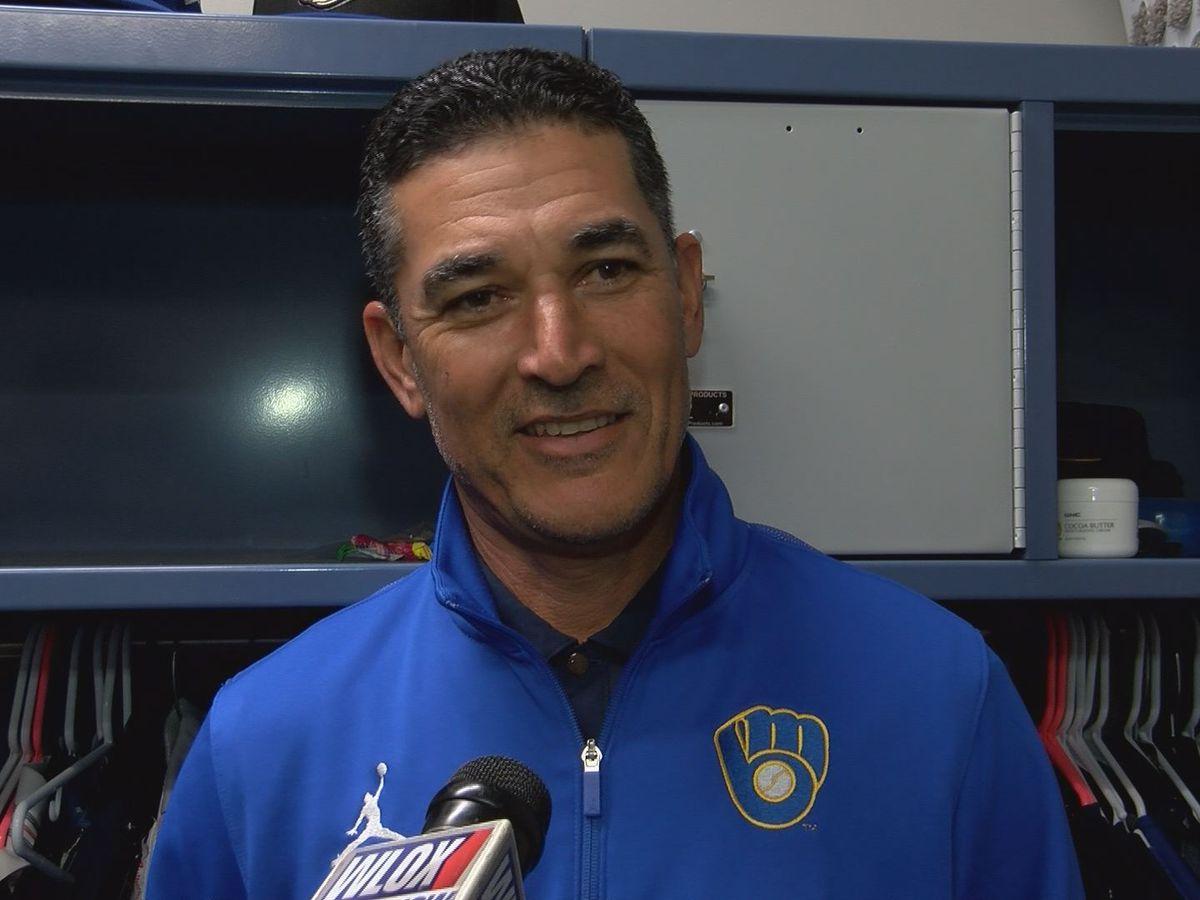 Shuckers announce 2021 coaching staff
