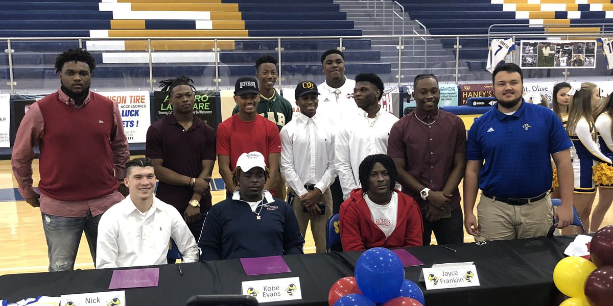 National Signing Day: South Mississippi athletes look to the future