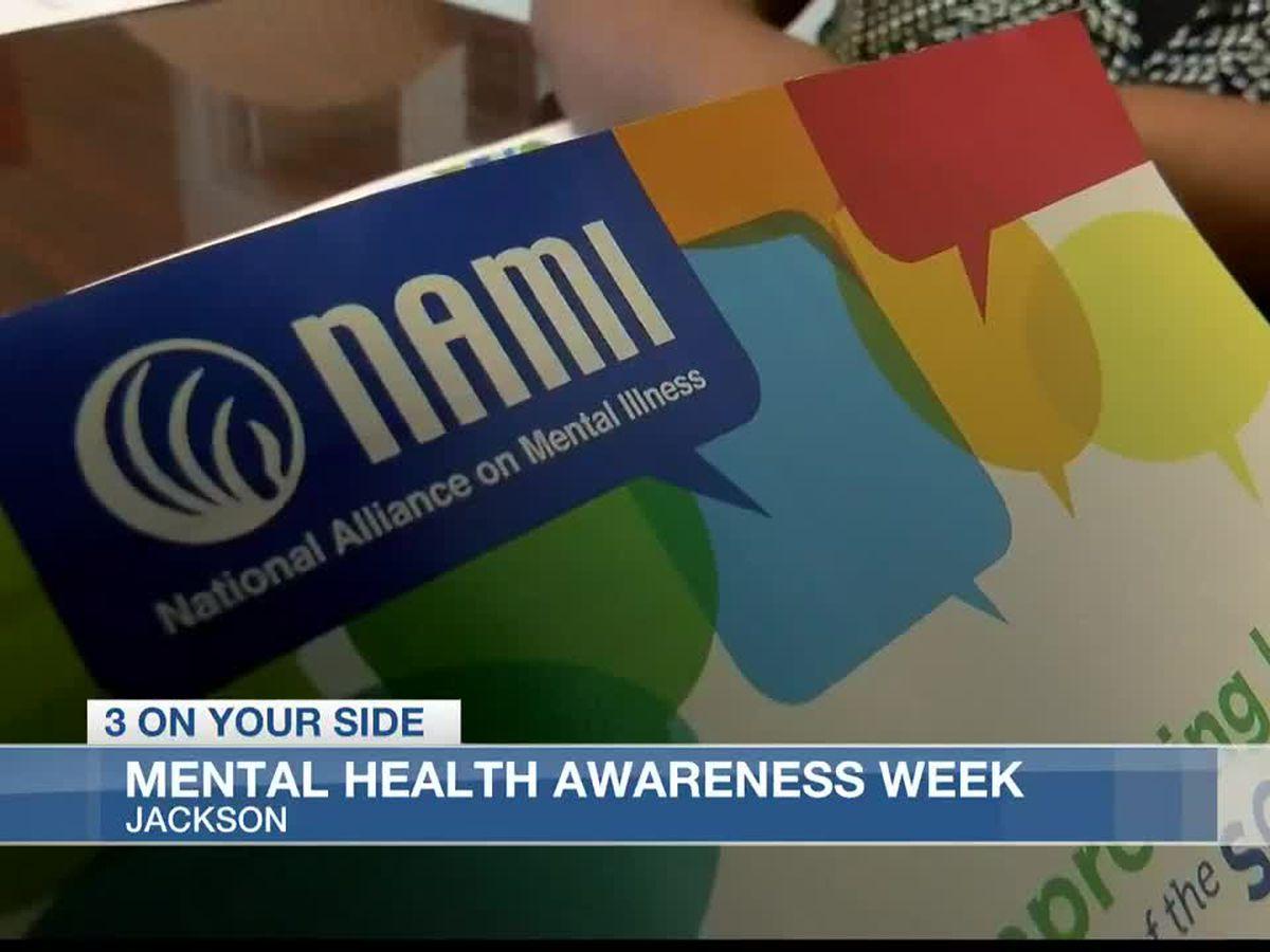 Mental Health Week raises awareness, promotes importance of seeking help