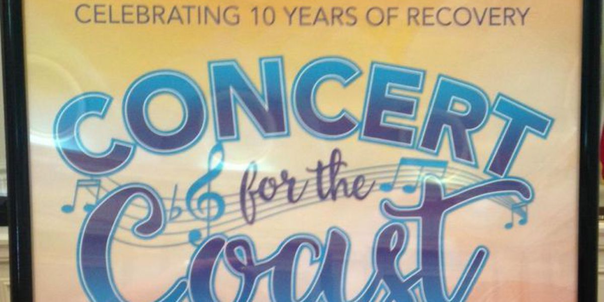 Concert for the Coast will celebrate Katrina recovery
