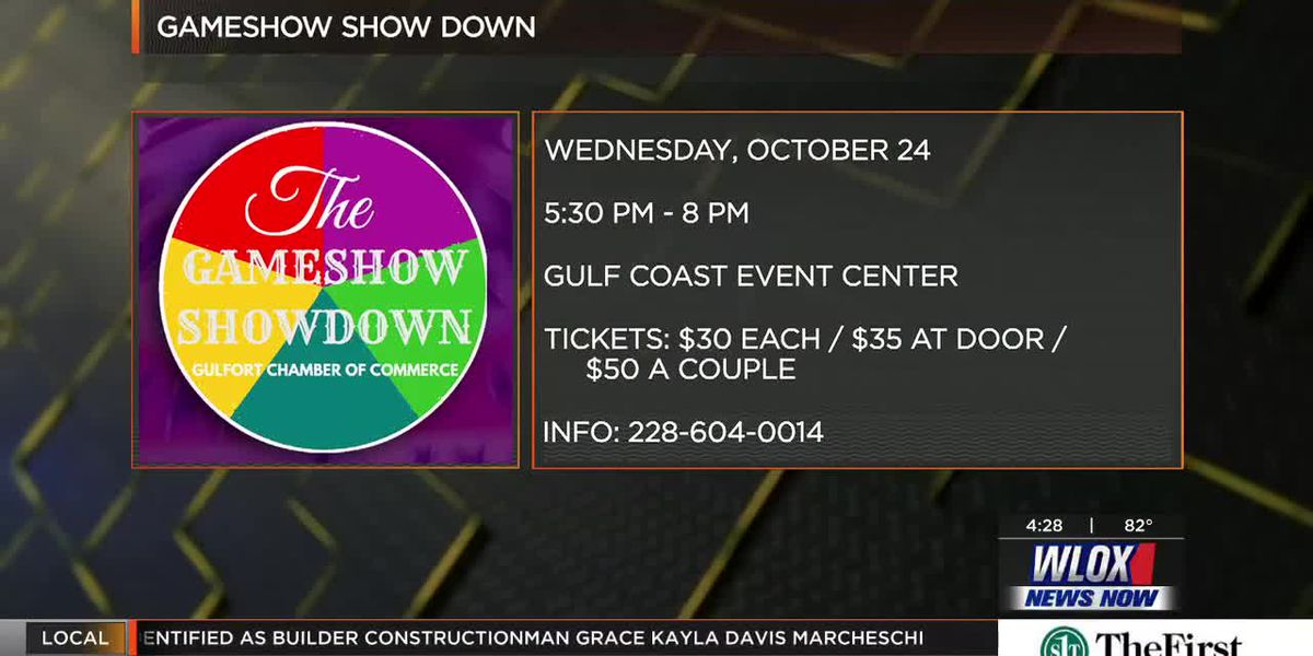 Happening Oct. 24th - Gameshow Show Down