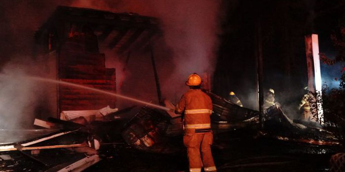 Flames reduce McHenry home to rubble
