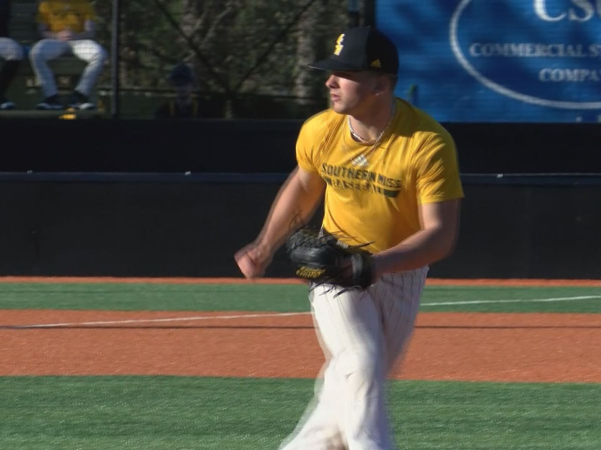 Southern Miss Baseball Announce Starting Rotation for Opening Weekend