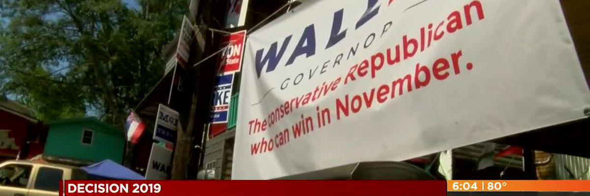 "Waller refutes ""liberal"" advertising claims, looks ahead to November"