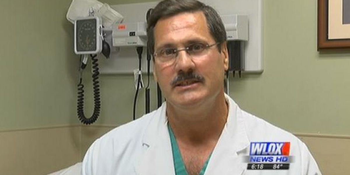Coast doctor awarded for his efforts to help make the state healthier