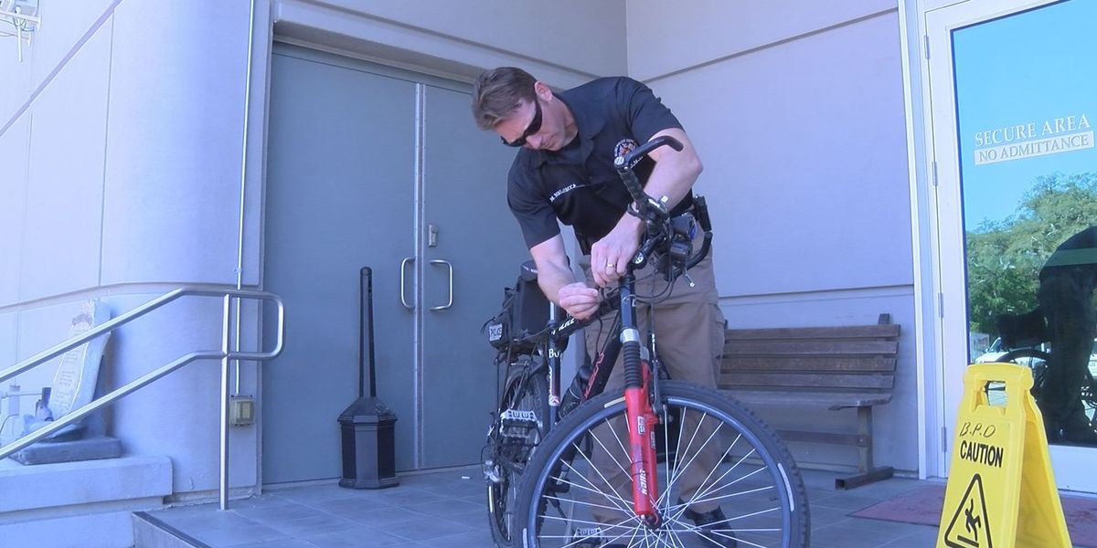Biloxi Police hit the streets on two wheels