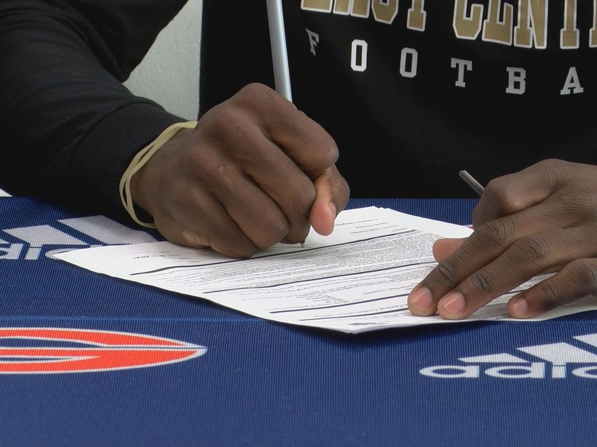 Signing day 2021 (02/03/2021)