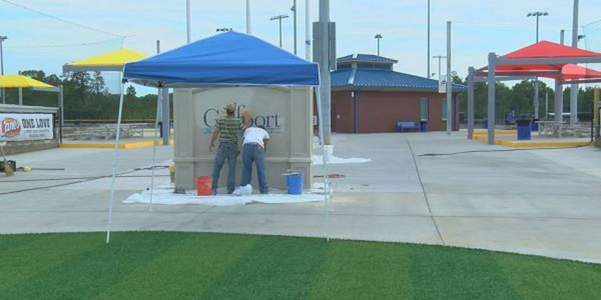 Gulfport Sportsplex Expansion to be dedicated Friday