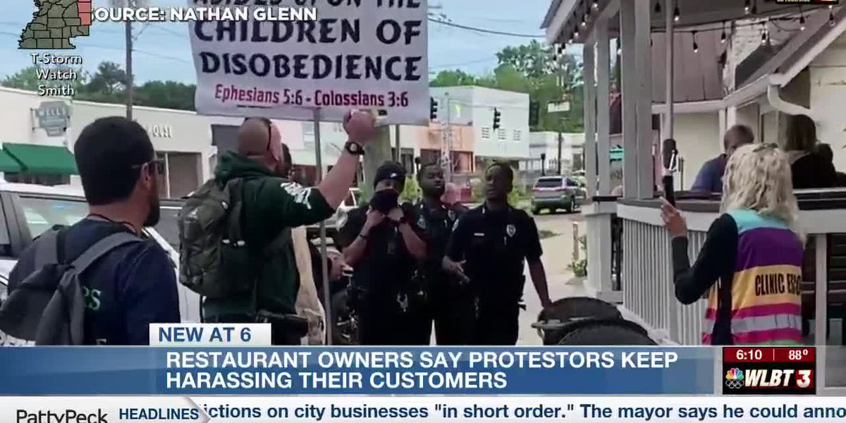 Fondren restaurant owners say protesters keep harassing their customers without fear of arrest