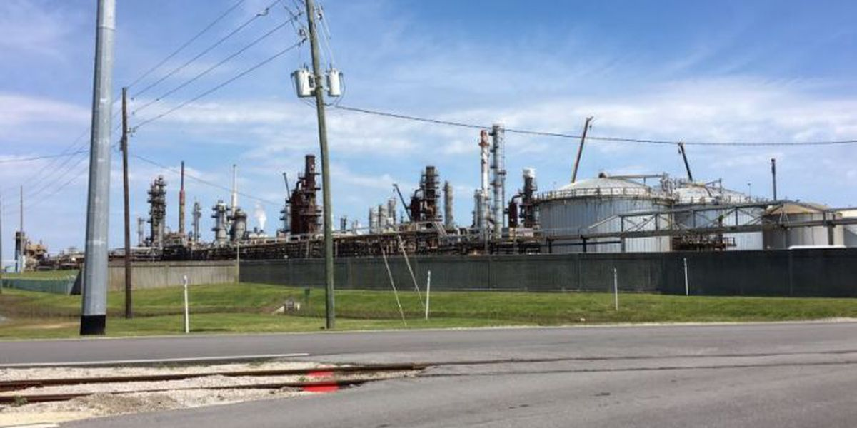 Pollution fears persist in Pascagoula neighborhood
