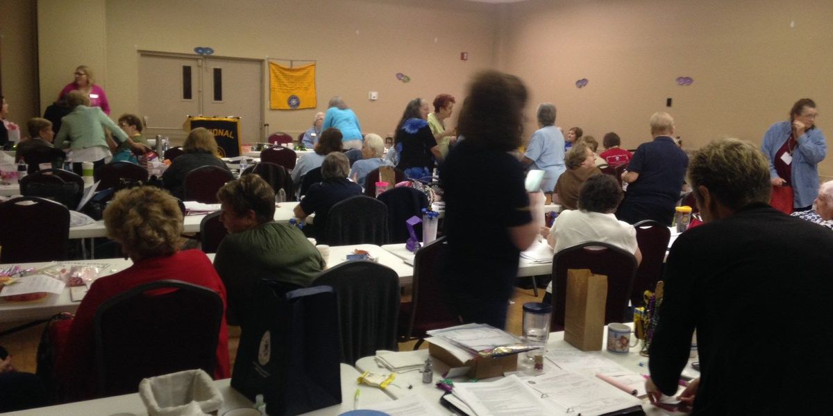 Gulfport hosts 2015 Navy Wives Club National Convention