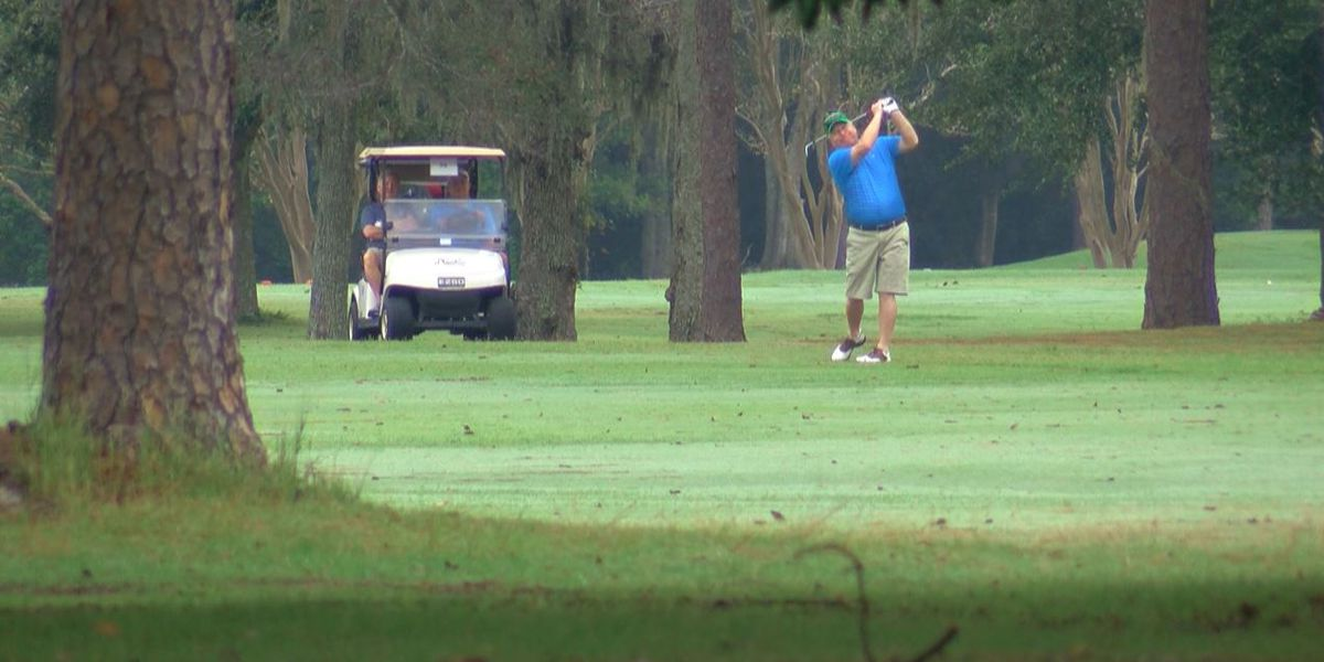 Organizers pull plug on golf tournament because of pandemic
