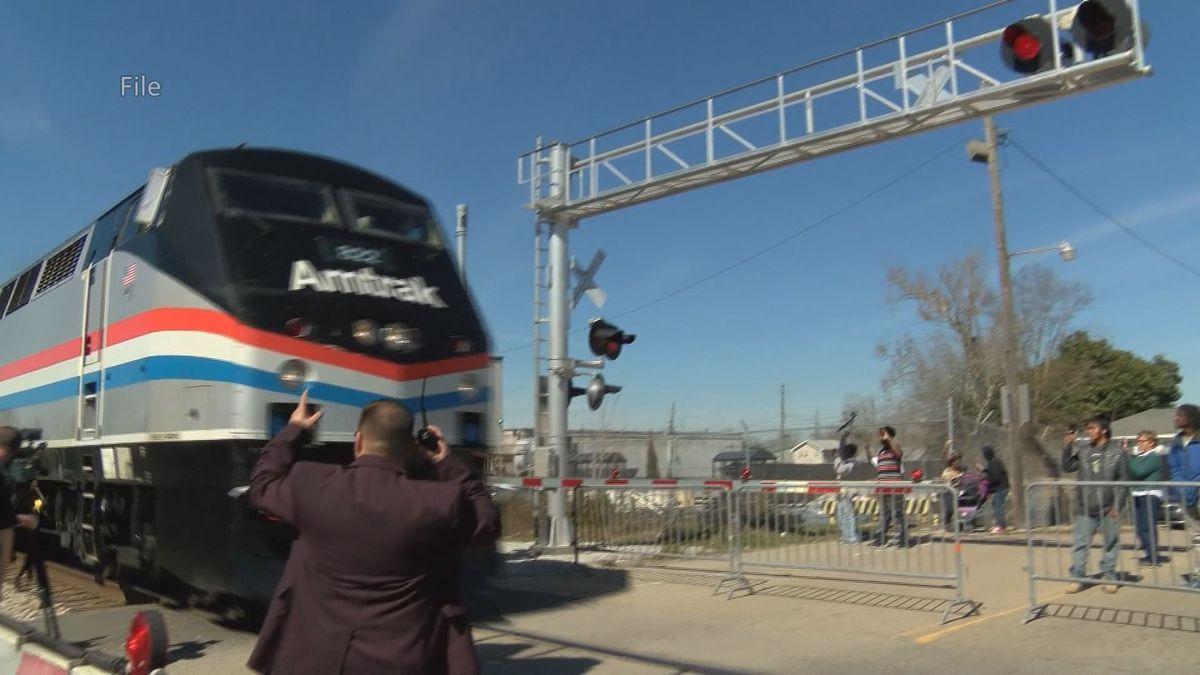 Ocean Springs looking towards future of Amtrak passenger rail service