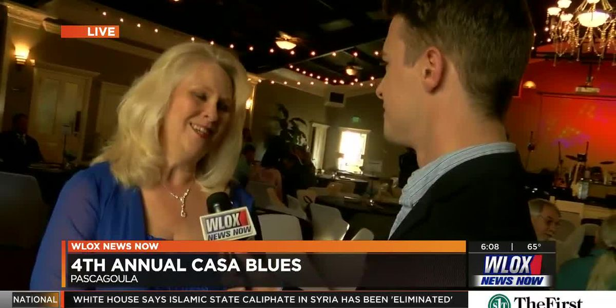 LIVE REPORT: Jackson County CASA Blues event