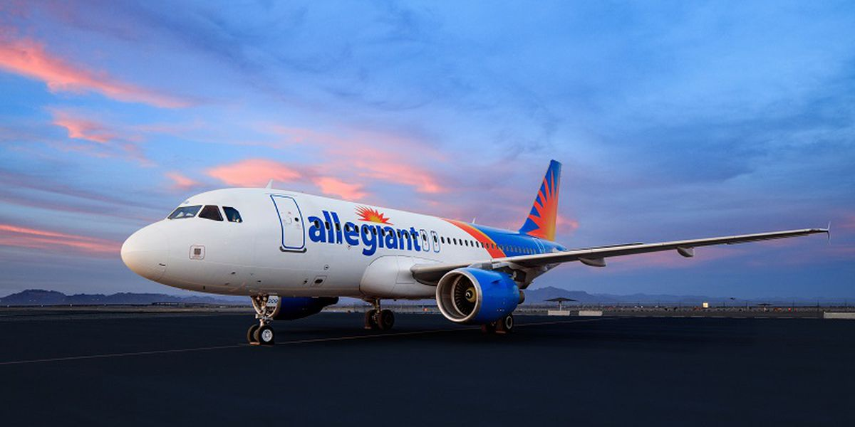 Allegiant announces new, non-stop flights to Nashville from Gulfport